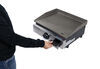 way interglobal rv stoves and ovens griddle greystone outdoor - cast iron 12 000 btu 17 inch wide