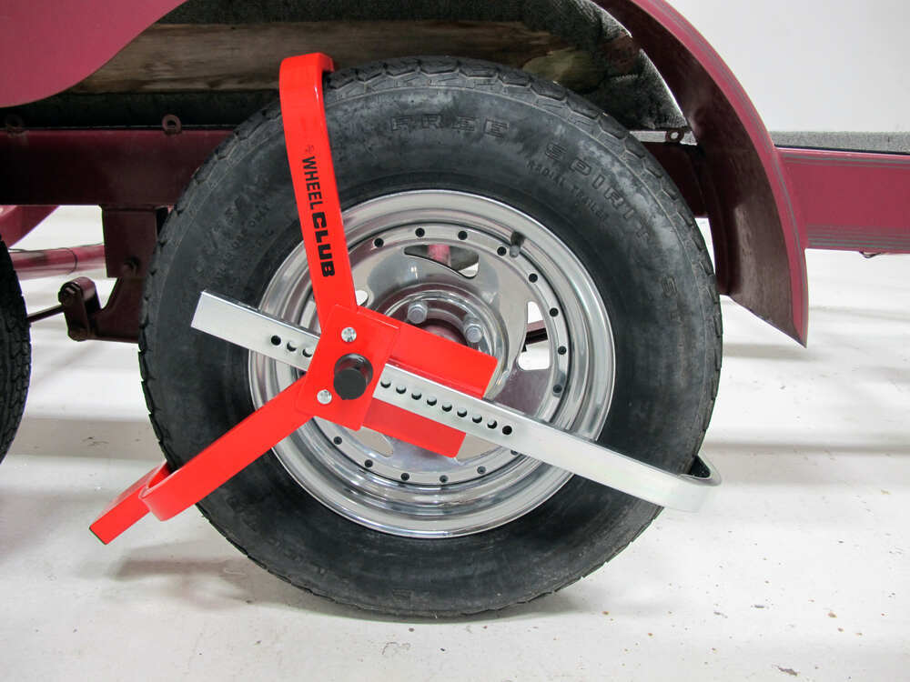 Wheel Locks WI490 - Keyed Unique - Winner International
