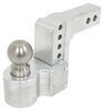 Weigh Safe Trailer Hitch Ball Mount - WS4-2