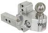 Weigh Safe Aluminum Shank Trailer Hitch Ball Mount - WS4-2