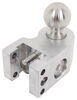 Weigh Safe Fits 2 Inch Hitch Trailer Hitch Ball Mount - WS6-2