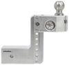 WS6-3 - Aluminum Shank Weigh Safe Trailer Hitch Ball Mount