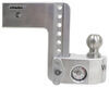 WS6-3 - Stainless Steel Ball Weigh Safe Adjustable Ball Mount