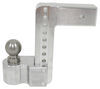 Weigh Safe Adjustable Ball Mount - WS8-25