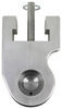 weigh safe trailer hitch ball mount adjustable drop - 8 inch rise 9 2-ball w/ built-in scale 2 10k