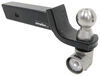 Weigh Safe Stainless Steel Trailer Hitch Ball - WSUN-1
