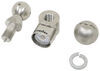 WSUN-1 - Stainless Steel Weigh Safe Trailer Hitch Ball