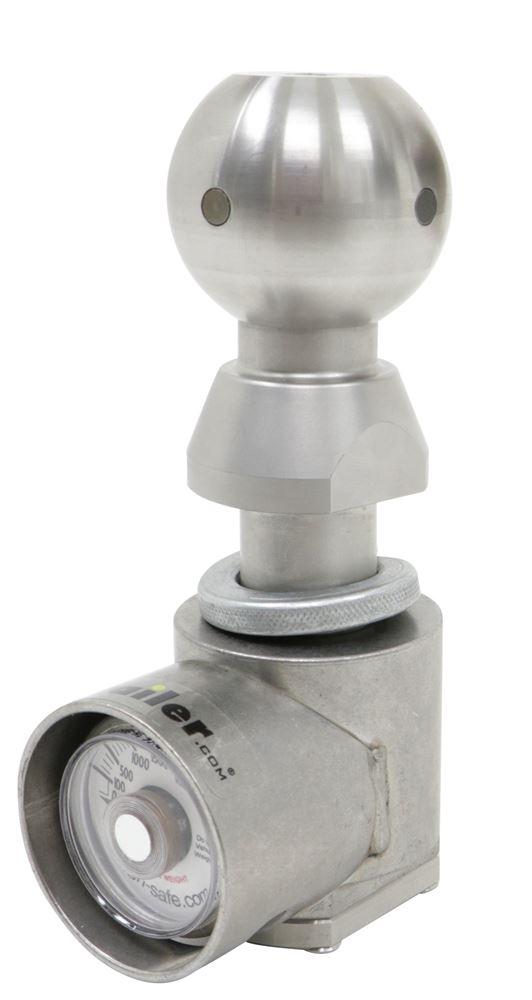 WSUN-2 - 10000 lbs GTW,Class IV,Class V Weigh Safe Trailer Hitch Ball