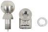 WSUN-3 - Stainless Steel Weigh Safe Trailer Hitch Ball