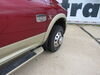 WeatherTech Mud Flaps - Easy-Install, No-Drill, Digital Fit - Front Pair Plastic WT110026 on 2015 ram 3500