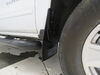 2018 chevrolet silverado 1500 mud flaps weathertech front and rear set no-drill install wt110035-120035