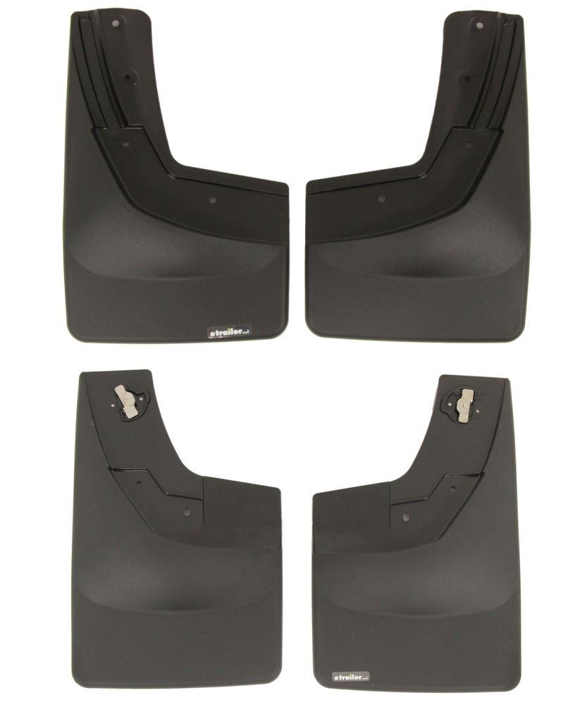 WT110035-120035 - Mounts Inside Fenders WeatherTech Custom Fit