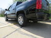 WeatherTech Mud Flaps - Easy-Install, No-Drill, Digital Fit - Front and Rear Set No-Drill Install WT110049-120049 on 2019 Chevrolet Colorado