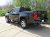 WeatherTech No-Drill Install Mud Flaps - WT110049-120049 on 2019 Chevrolet Colorado