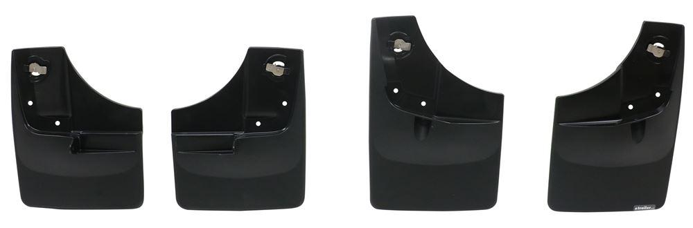 Mud Flaps WT110050-120050 - Mounts Inside Fenders - WeatherTech