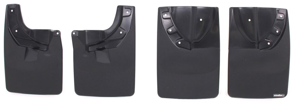 Mud Flaps WT110055-120055 - Front and Rear Set - WeatherTech
