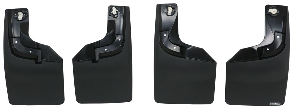 WeatherTech Mounts Inside Fenders Mud Flaps - WT110065-120065