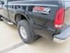WeatherTech Rear Pair Mud Flaps - WT120001 on 2003 Ford F-250 and F-350 Super Duty