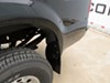 WeatherTech Custom Fit - WT120001 on 2003 Ford F-250 and F-350 Super Duty