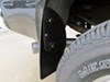 WeatherTech Mud Flaps - Easy-Install, No-Drill, Digital Fit - Rear Pair Mounts Inside Fenders WT120001 on 2003 Ford F-250 and F-350 Super Duty