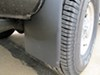 WT120001 - Plastic WeatherTech Mud Flaps on 2003 Ford F-250 and F-350 Super Duty