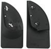 WeatherTech Rear Pair Mud Flaps - WT120001