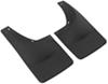 WeatherTech Mud Flaps - Easy-Install, No-Drill, Digital Fit - Rear Pair Rear Pair WT120007