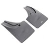 weathertech mud flaps rear pair no-drill install wt120026
