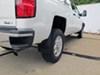 WT120035 - Rear Pair WeatherTech Mud Flaps on 2015 Chevrolet Silverado 2500