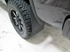 WeatherTech Mud Flaps - WT120036 on 2016 GMC Sierra 2500