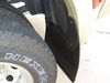 WeatherTech Mud Flaps - Easy-Install, No-Drill, Digital Fit - Rear Pair Rear Pair WT120081