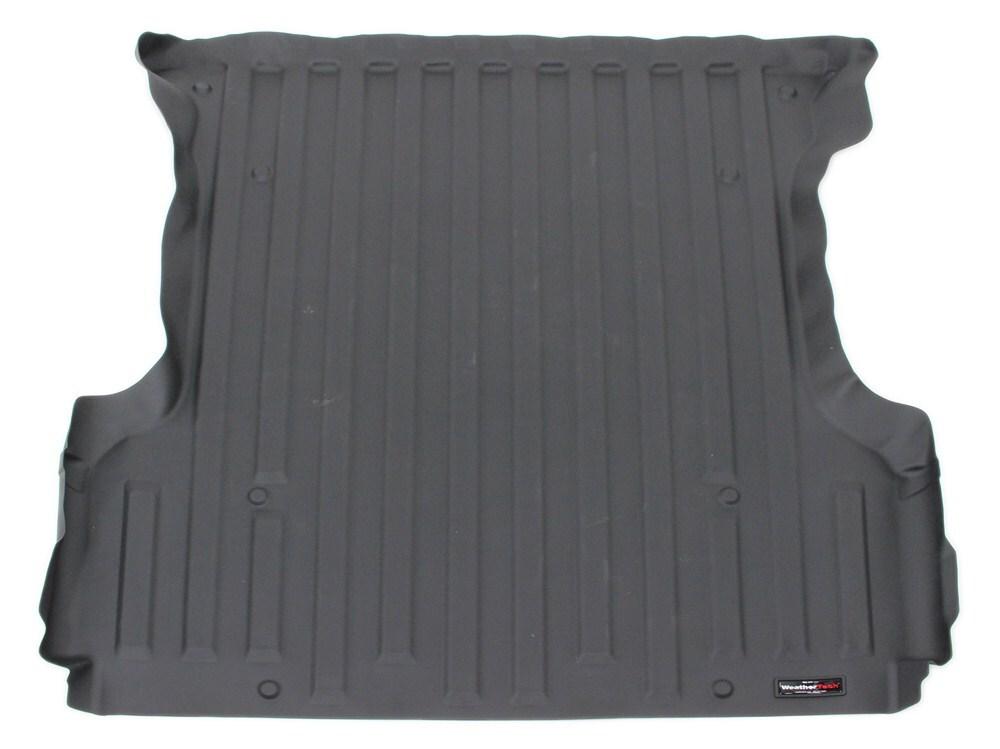 WT36603 - Bare Bed Trucks WeatherTech Custom-Fit Mat