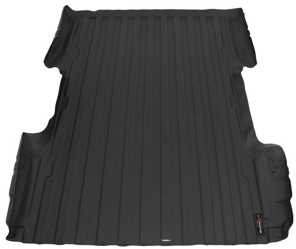 WeatherTech Thermoplastic Truck Bed Mats - WT37807