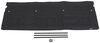weathertech truck bed mats custom-fit mat tailgate protection techliner custom liner - black