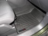 WeatherTech Front Auto Floor Mats - Black Rubber with Plastic Core WT440861 on 2008 Jeep Compass