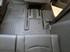 WeatherTech 2nd and 3rd Row Rear Auto Floor Mat - Black Contoured WT441114 on 2015 Chevrolet Traverse