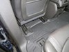 WeatherTech 2nd and 3rd Row Rear Auto Floor Mat - Black Black WT441114 on 2015 Chevrolet Traverse