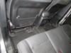 WeatherTech 2nd Row Rear Auto Floor Mat - Black Contoured WT443242 on 2015 Jeep Grand Cherokee
