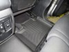 WeatherTech 2nd Row Rear Auto Floor Mat - Black Rubber with Plastic Core WT443242 on 2015 Jeep Grand Cherokee