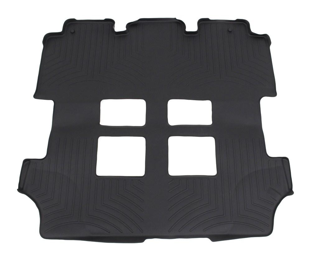 WeatherTech Black Floor Mats - WT443412