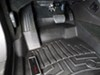 WeatherTech Rubber with Plastic Core Floor Mats - WT444831 on 2016 Ford Fusion