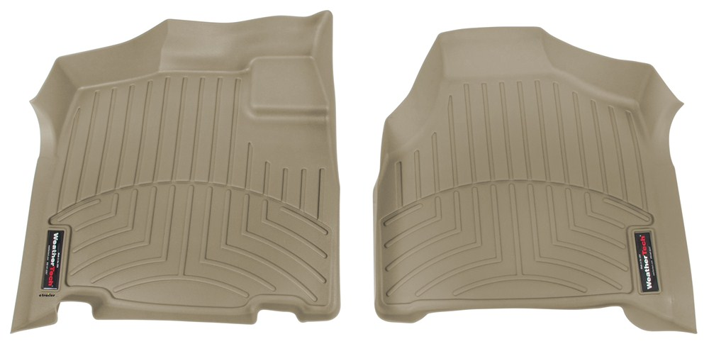 WT453581 - Rubber with Plastic Core WeatherTech Custom Fit