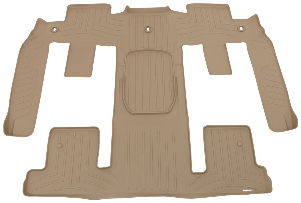 WT459423 - Second Row,Rear WeatherTech Floor Mats