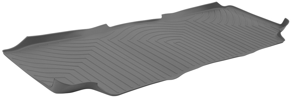Grey 460272 WeatherTech Custom Fit Rear FloorLiner for Chrysler Town /& Country