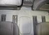 Floor Mats WT461114 - Rubber with Plastic Core - WeatherTech on 2012 Chevrolet Traverse
