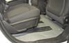 WT461114 - Second Row,Third Row,Rear WeatherTech Custom Fit on 2012 Chevrolet Traverse