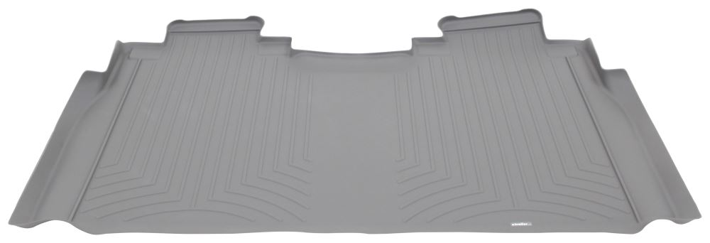 WeatherTech Rubber with Plastic Core Floor Mats - WT466974