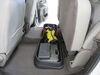 WeatherTech Black Car Organizer - WT4S002 on 2020 Chevrolet Silverado 1500