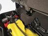 WT4S002 - Black WeatherTech Rear Under-Seat Organizer on 2020 Chevrolet Silverado 1500