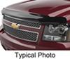 0  bug deflector weathertech medium profile on a vehicle